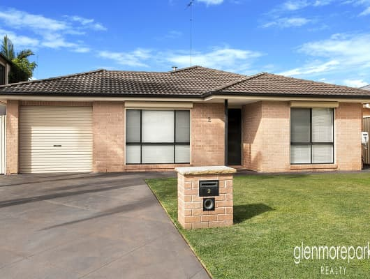 2 Burraga Place, Glenmore Park, NSW, 2745