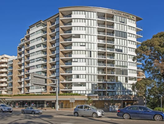 615/135 Pacific Hwy, Hornsby, NSW, 2077