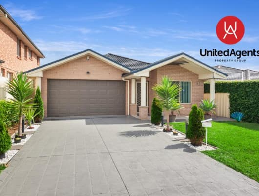 8 Brearley Avenue, Middleton Grange, NSW, 2171
