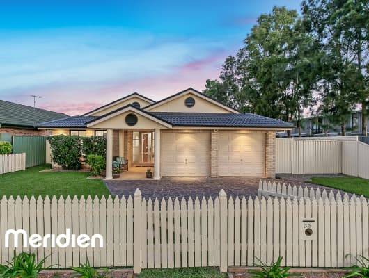 35 Mile End Rd, Rouse Hill, NSW, 2155