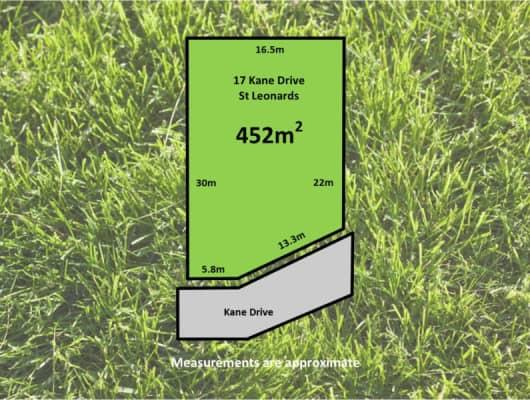 17 Kane Drive, St Leonards, VIC, 3223