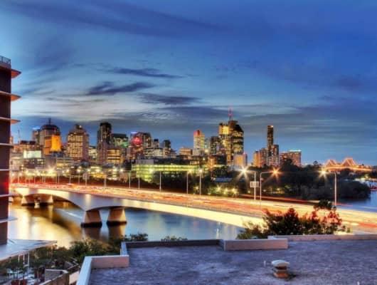 25/50 Lower River Terrace, South Brisbane, QLD, 4101