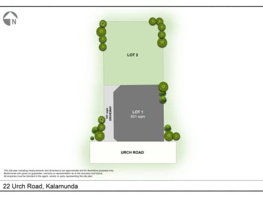 22 Urch Road, Kalamunda, WA, 6076