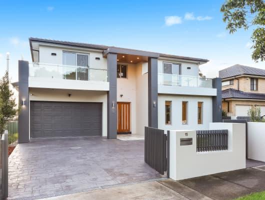 15 Amaroo ave, Strathfield, NSW, 2135