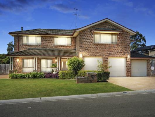 3 Highgate Circuit, Kellyville, NSW, 2155