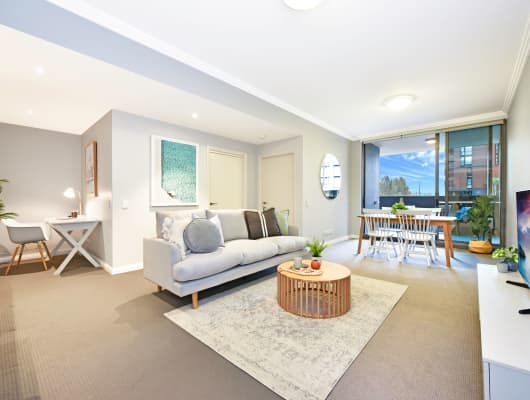 201/53 Hill Road, Wentworth Point, NSW, 2127