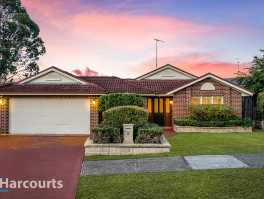 2 Patriot Place, Rouse Hill, NSW, 2155