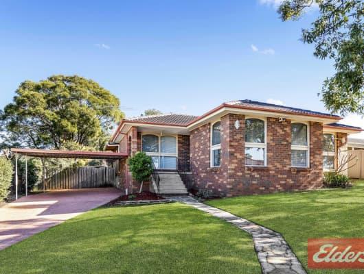 185 Joseph Banks Drive, Kings Langley, NSW, 2147