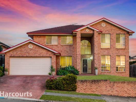 1 Queensbury Avenue, Kellyville, NSW, 2155