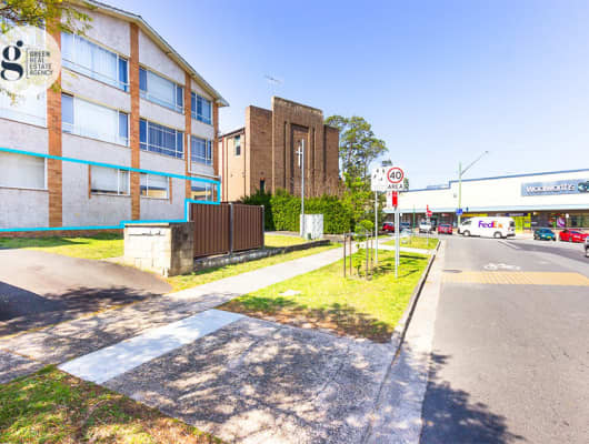 9/3 Reserve St, West Ryde, NSW, 2114