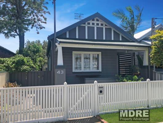 43 George Street, Mayfield East, NSW, 2304