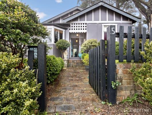 5 Edwin Lane, Katoomba, NSW, 2780
