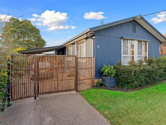 6 Swansea Cres, Cessnock, NSW, 2325