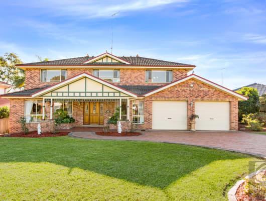 7 Samuel Pl, Quakers Hill, NSW, 2763