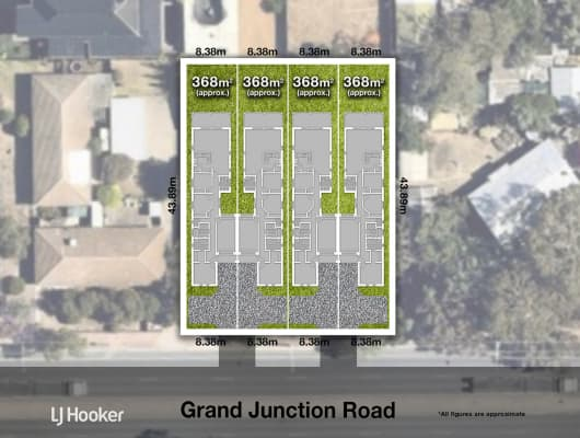Lot 1-4/536-540 Grand Junction Road, Northfield, SA, 5085
